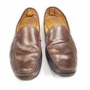47c696f7040 Allen Edmonds Shoes - Allen Edmonds 5906 Driving Loafers Shoes Brown 11